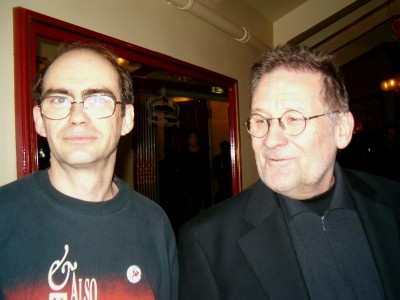 with Irmin SCHMIDT