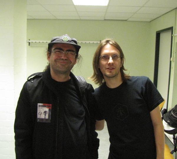 Luc Pilmeyer - Steven Wilson
